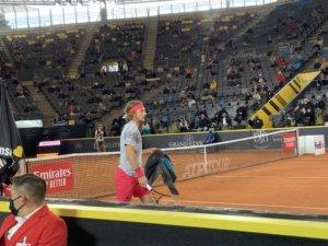 ドイツ国際オープン,テニス観戦,チチパス